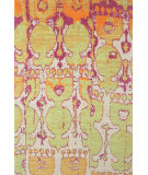 RugStudio presents Feizy Coronado 0525f Pink/Green Hand-Tufted, Better Quality Area Rug