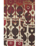 RugStudio presents Feizy Coronado 0525f Red/Brown Hand-Tufted, Better Quality Area Rug