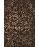 RugStudio presents Feizy Mahsa 8400f Brown / Light Brown Hand-Tufted, Best Quality Area Rug