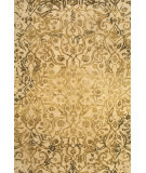RugStudio presents Feizy Mahsa 8400f Ivory/Gold Hand-Tufted, Best Quality Area Rug