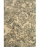 RugStudio presents Feizy Mahsa 8401f Ivory/Gray Hand-Tufted, Best Quality Area Rug
