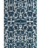 RugStudio presents Feizy Carina 4132f Midnight Blue Machine Woven, Better Quality Area Rug