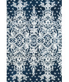 RugStudio presents Feizy Carina 4133f Midnight Blue Machine Woven, Better Quality Area Rug