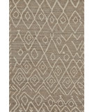 RugStudio presents Feizy Barbary 6278f Natural / Graphite Hand-Knotted, Better Quality Area Rug