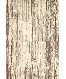 RugStudio presents Feizy Azeri Iii 3848f Cream / Brown Machine Woven, Good Quality Area Rug