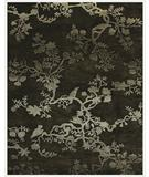 RugStudio presents Famous Maker Brian 44563 Charcoal Hand-Tufted, Best Quality Area Rug