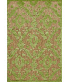RugStudio presents Feizy Raphia I 105586 Tan/Light Green Machine Woven, Good Quality Area Rug