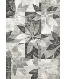 RugStudio presents Feizy Sorel 105605 Graphite Machine Woven, Good Quality Area Rug