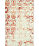 RugStudio presents Feizy Lorrain 105614 Pomegranate Hand-Tufted, Good Quality Area Rug
