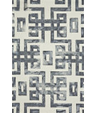 RugStudio presents Feizy Lorrain 105615 Noir Hand-Tufted, Good Quality Area Rug