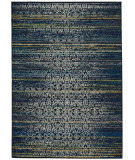 RugStudio presents Feizy Brixton 616-3598f Midnight Blue Machine Woven, Good Quality Area Rug