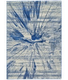RugStudio presents Feizy Brixton 616-3601f Cobalt Machine Woven, Good Quality Area Rug