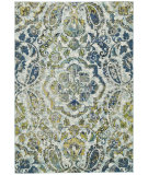 RugStudio presents Feizy Brixton 616-3607f Azure Machine Woven, Good Quality Area Rug