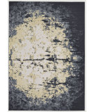 RugStudio presents Feizy Bleecker 617-3590f Charcoal Machine Woven, Good Quality Area Rug