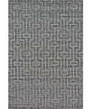 RugStudio presents Feizy Gramercy 620-6325f Graphite Hand-Knotted, Good Quality Area Rug
