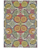 RugStudio presents Feizy Gustavia 629-3462f Citron Machine Woven, Good Quality Area Rug