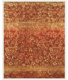 RugStudio presents Famous Maker Gallery A 44748 Red-Multi Hand-Knotted, Best Quality Area Rug