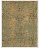 RugStudio presents Famous Maker Evan 44574 Multi Area Rug