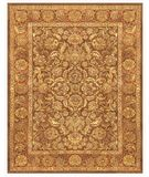 RugStudio presents Rugstudio Amber 21605 Brown Hand-Tufted, Best Quality Area Rug