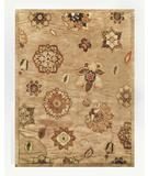 RugStudio presents Famous Maker Marina 44626 Dark Beige Hand-Tufted, Best Quality Area Rug