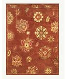 RugStudio presents Famous Maker Marina 44627 Red Hand-Tufted, Best Quality Area Rug