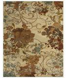 RugStudio presents Famous Maker Gallery D 44628 Camel Hand-Tufted, Best Quality Area Rug