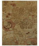 RugStudio presents Famous Maker Gallery D 26190 Gold Hand-Tufted, Best Quality Area Rug