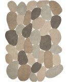 RugStudio presents Foreign Accents Boardwalk Sws4660 Hand-Tufted, Good Quality Area Rug