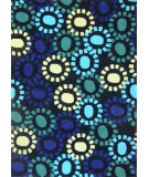 RugStudio presents Foreign Accents Festival Fbk2735 Hand-Tufted, Good Quality Area Rug