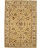 RugStudio presents Global Accents Organico Couture Gold-Khaki OM52A Hand-Tufted, Best Quality Area Rug