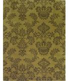 RugStudio presents Gulistan Metropolitan Damask Brown 310 Hand-Tufted, Best Quality Area Rug
