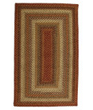 RugStudio presents Rugstudio Sample Sale 28552R Braided Area Rug