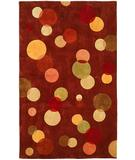 RugStudio presents Hri South Beach 50013b Brown Hand-Tufted, Best Quality Area Rug