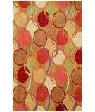RugStudio presents Hri South Beach 7741a Beige Hand-Tufted, Best Quality Area Rug