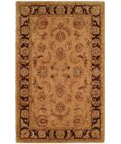 RugStudio presents HRI Palace 1763 Gold/Brown Hand-Tufted, Best Quality Area Rug