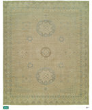 RugStudio presents Hri Anatolian 185 Camel Hand-Knotted, Good Quality Area Rug