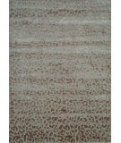 RugStudio presents Hri Himalaya Ape-02 Beige Hand-Knotted, Good Quality Area Rug