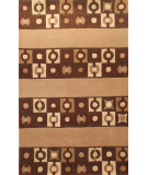RugStudio presents Hri Artisan Pelopan 66 Beige Hand-Tufted, Good Quality Area Rug