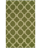 RugStudio presents Hri Bel Air 5080A-5 Green Woven Area Rug