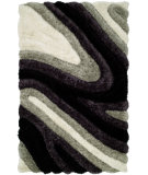 RugStudio presents HRI Dune 30997 Grey Hand-Tufted, Best Quality Area Rug