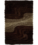 RugStudio presents HRI Dune 31604 Charcoal Hand-Tufted, Best Quality Area Rug