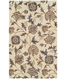 RugStudio presents HRI Inspiration 3665 Ivory 52 Hand-Tufted, Best Quality Area Rug