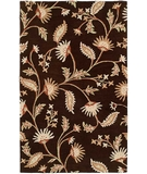 RugStudio presents HRI Inspiration 3666 Brown 11 Hand-Tufted, Best Quality Area Rug