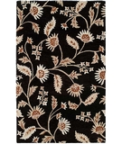 RugStudio presents HRI Inspiration 3666 Black 42 Hand-Tufted, Best Quality Area Rug