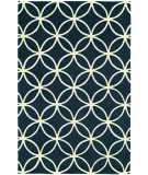 RugStudio presents Hri Metro CC-3010 Blue Hand-Tufted, Good Quality Area Rug