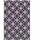 RugStudio presents HRI Metro CC-3012 Purple Hand-Tufted, Good Quality Area Rug