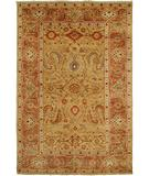 RugStudio presents HRI Mahal MJ-15 Gold Rust Hand-Knotted, Best Quality Area Rug