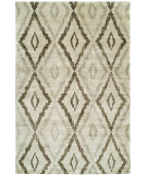 RugStudio presents HRI Noble 9131-1 Ivory Hand-Knotted, Good Quality Area Rug