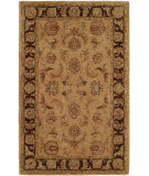 RugStudio presents Hri Palace 1763 Gold - Brown Hand-Tufted, Good Quality Area Rug