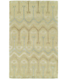 RugStudio presents HRI Palma TF-183SK Gold Hand-Tufted, Good Quality Area Rug